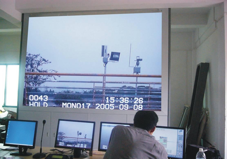 上海奥帆电子科技有限公司:背投幕